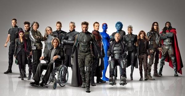 Banner Final de X-Men Días del Futuro Pasado