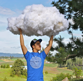 How to Make a Cloud at Home