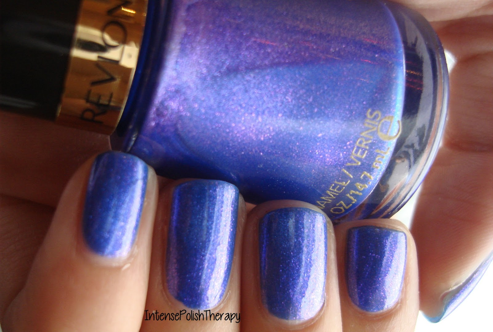 Intense Polish Therapy: Revlon Sultry & Cosmic Flakies