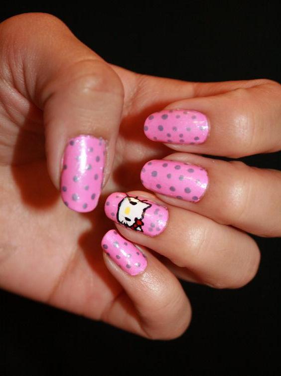 kids nail designs ideas