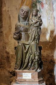 Saint Anne - Vierge - et Enfant Divine