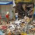 Loja MUCAMBO PLÁSTICO em Sobral foi consumida pelo fogo.