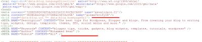 put meta codes