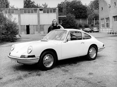 Type 911 T8, 1964, Prototype 901-1