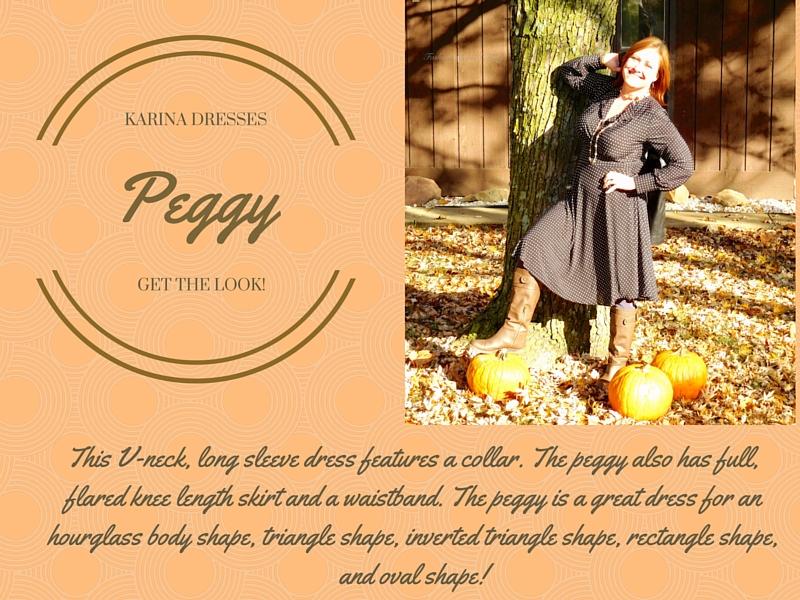 Karina Dresses Peggy