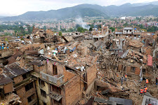 WE FEEL FOR THE PEOPLE OF NEPAL