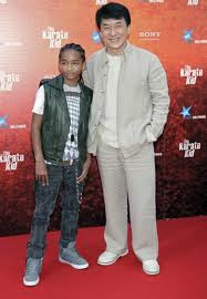 jackie chan and jaden smith karate kid 2013