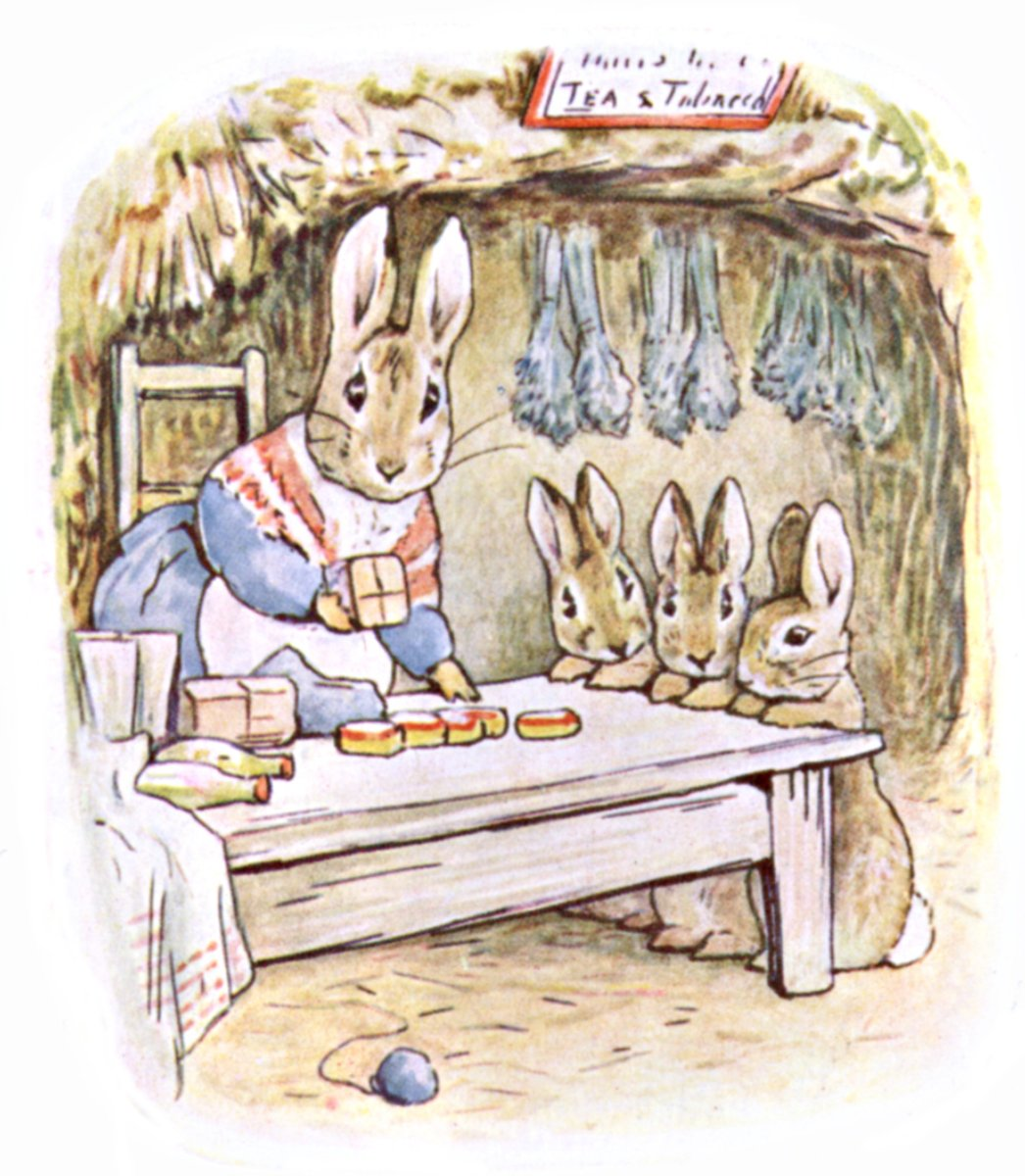 Mi Esquina De Las Curiosidades Beatrix Potter