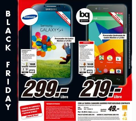 smartphones black friday 2014 MM