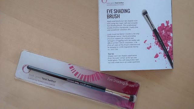 Look Good, Feel Better Eyeshadow Brush