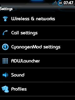 new cyanogenmod 7 s5570