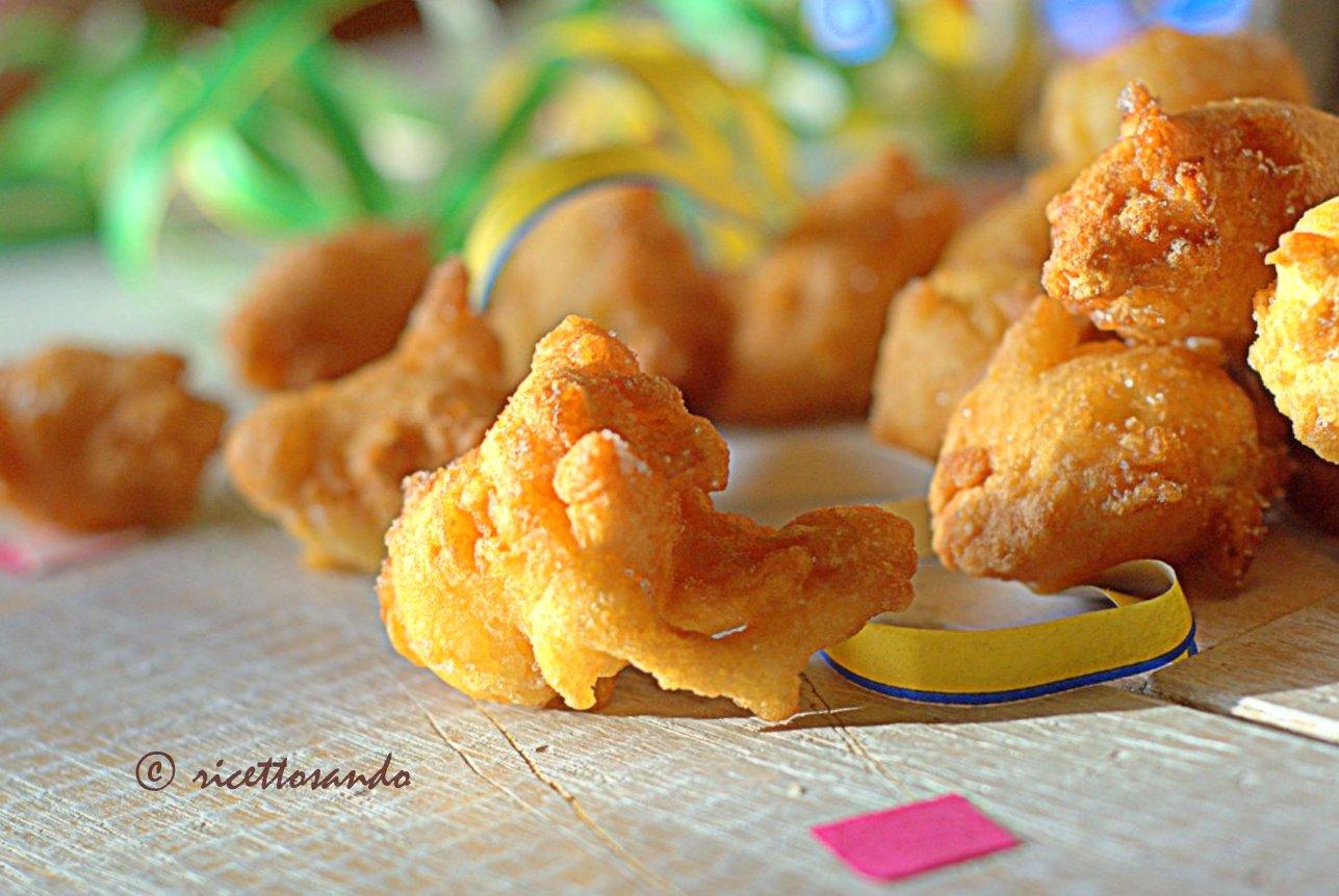frittelle dolci ricetta tradizionale bergamasca