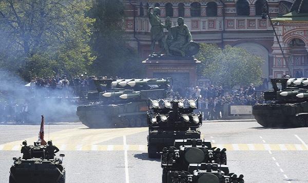 Σείστηκε η γη! Η μεγαλύτερη ρωσική παρέλαση όλων των εποχών! Ξεκάθαρο μήνυμα στην Νέα Τάξη