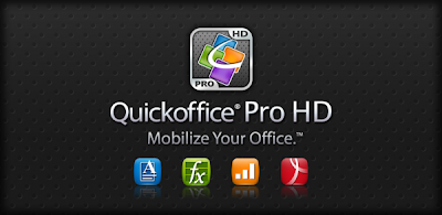 Quickoffice Pro v5.0.165 APK FULL VERSION