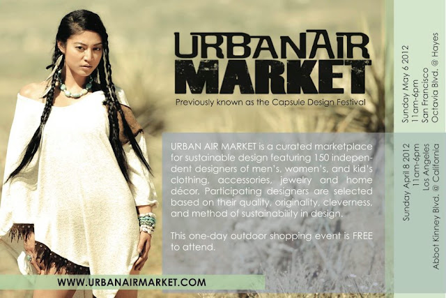 Urban Air Market Curated Marketplace For Sustainable Design