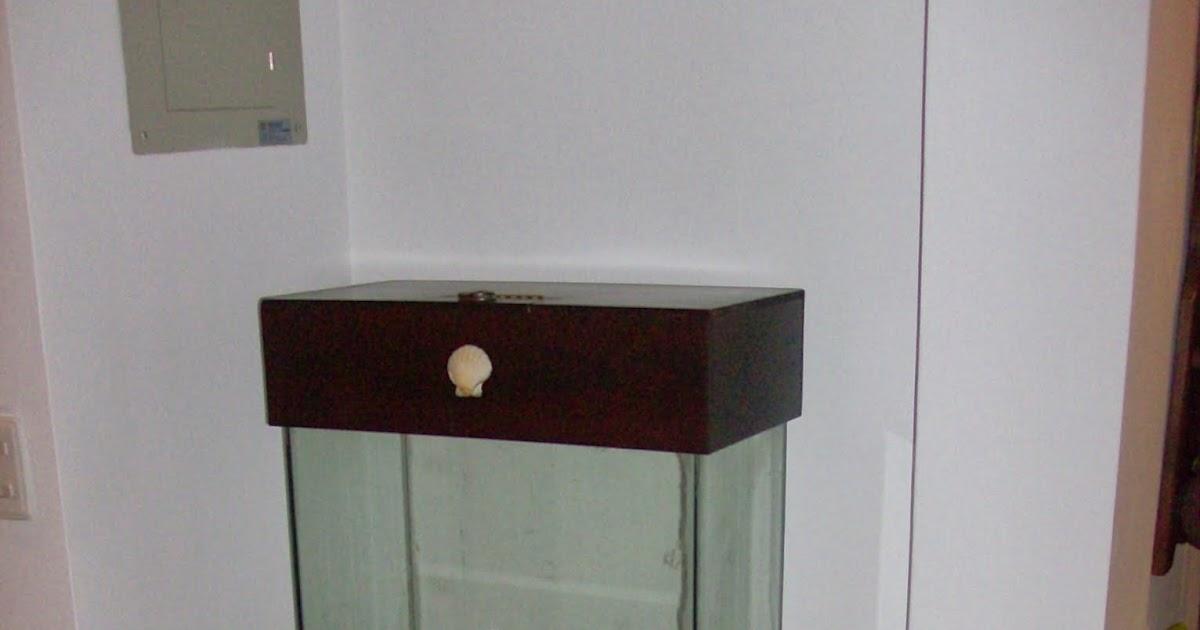 El taller del burro diy mueble para acuario de 51x26 - Mueble para acuario ...