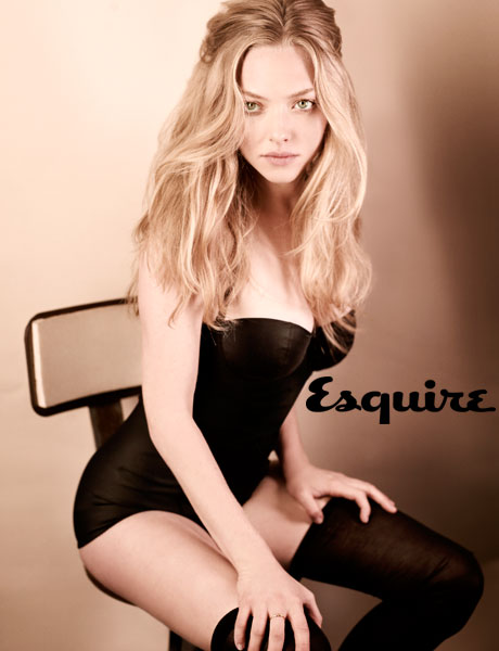 sexy Amanda Seyfried watched porn