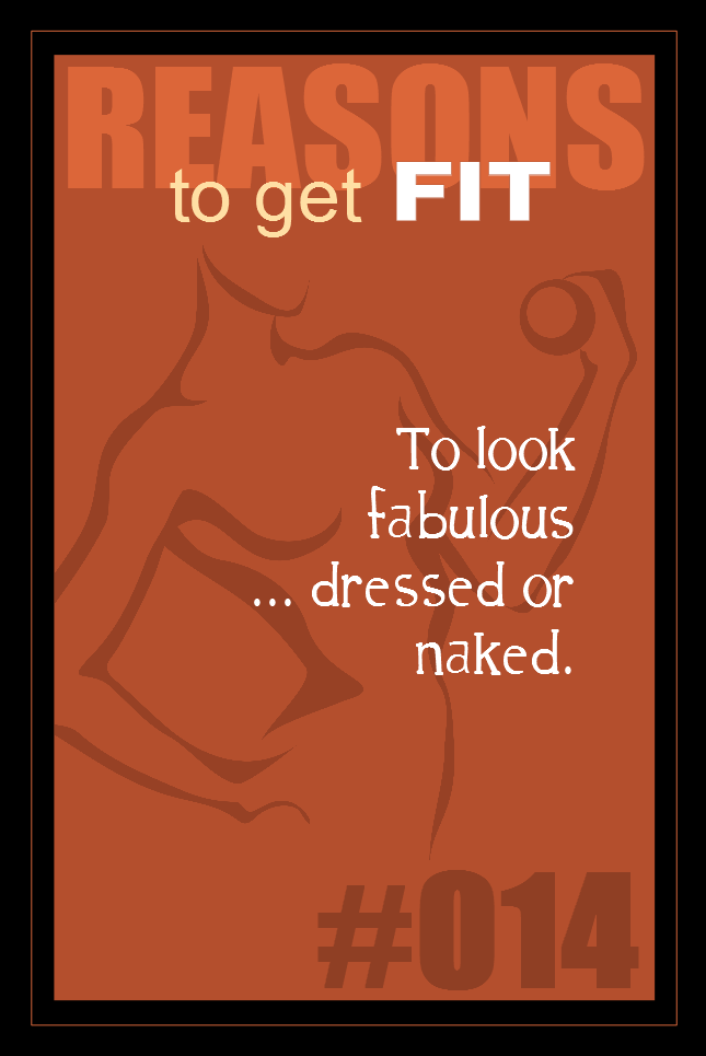 365 Reasons to Get Fit #014