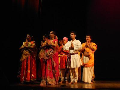 'मणिमंजरी'क सफल मंचन