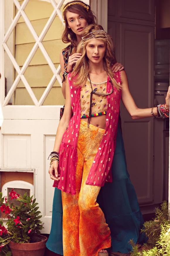Danielle araujo moda feminina moda hippie chic for Imagenes boho chic