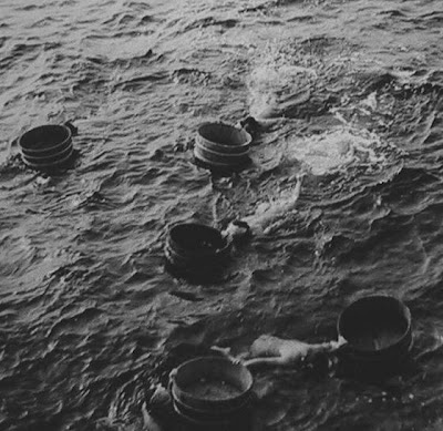 Wanita Telanjang Penyelam Tradisional Jepang