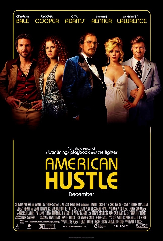 American Hustle 2013 720p x264 Esub BluRay  Dual Audio English Hindi GOPISAHI