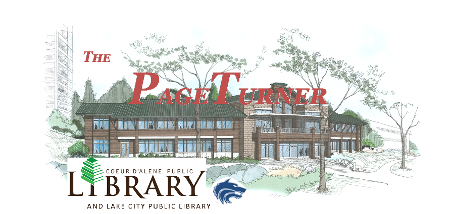 The PageTurner at the Coeur d'Alene Public Library