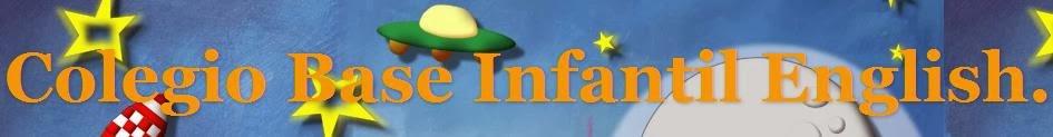 Infantil Inglés Colegio Base.