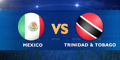 partido de Mexico vs Trinidad y Tobago Torneos centa de boletos en primera fila no agotados