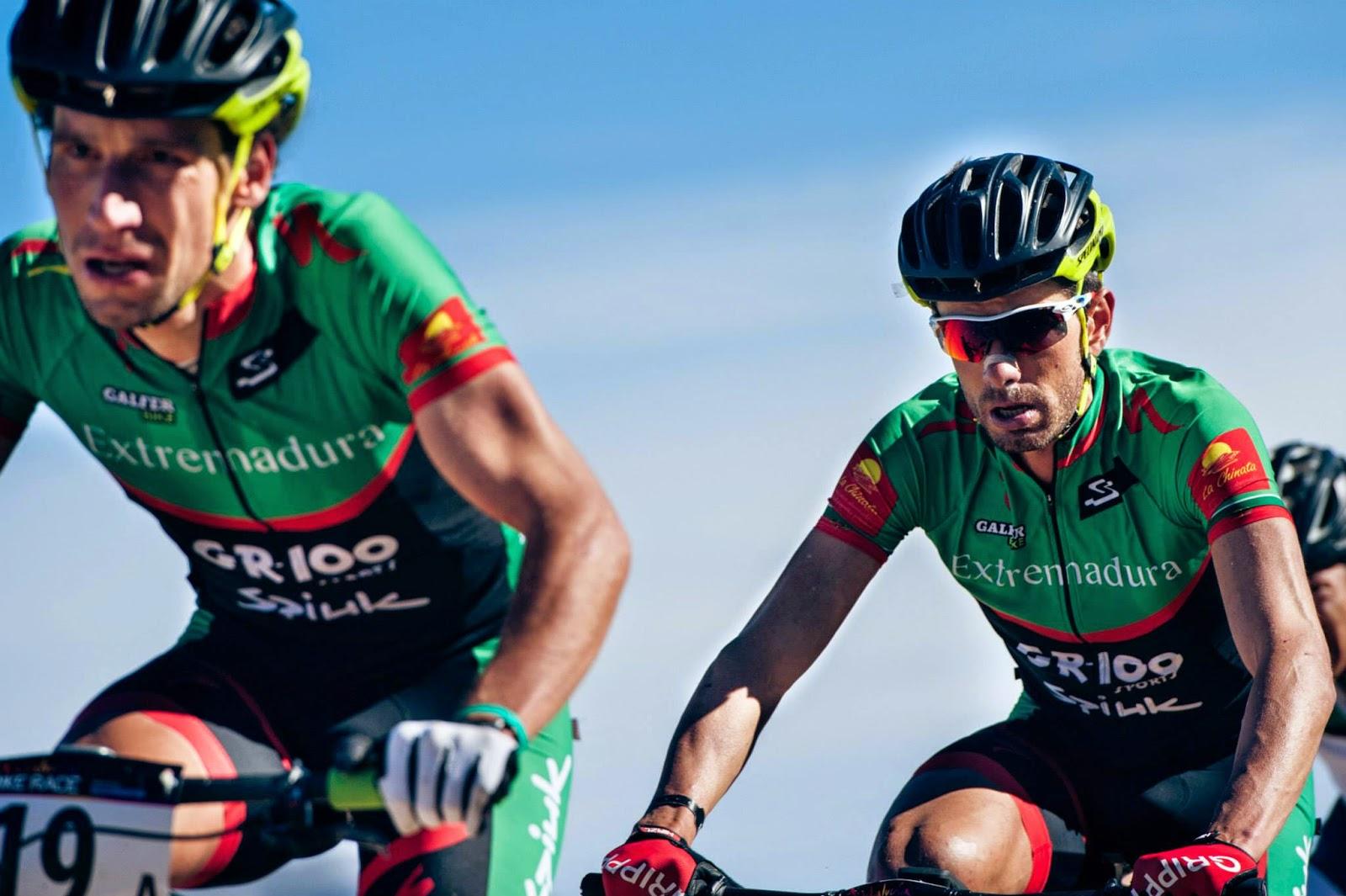 ANDALUCIA BIKE RACE 2015