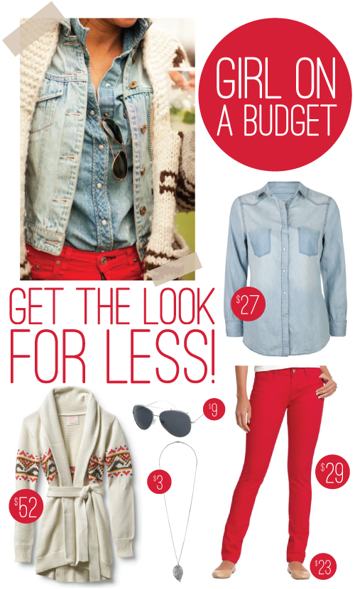 Get the look for less!