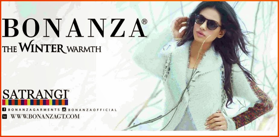 BONANZA THE WINTER WARMTH SATRANGI PAKISTAN leading GARMENTS Stores and The Biggest Lawn Collection Provider bonanza pakistan, bonanza in pakistan, bonanza shirts  pakistan, bonanza pakistan sweaters, bonanza garments pakistan, bonanza clothing pakistan, bonanza sweaters pakistan, bonanza sweaters in pakistan