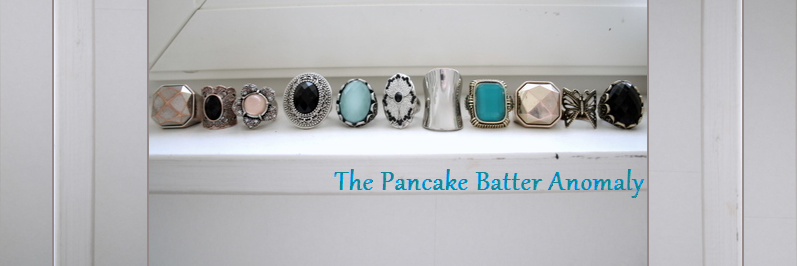The Pancake Batter Anomaly