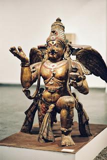 Daksha prajapati; Kerala wood carving