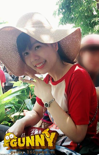 Thí sinh dự thi Nữ Hoàng Cổ Động Mai Thị Hồng Quyên 3