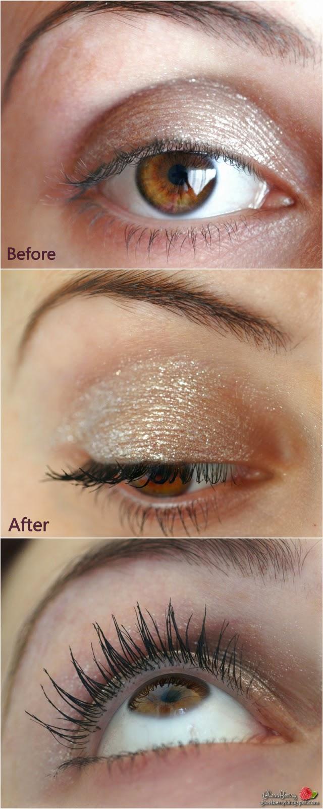 pupa black mascara ultraflex review swatches beauty blog סקירה מסקרה פופה שחורה אולטרה פלקס אולטראפלקס כדאי נפח בלוג איפור וטיפוח