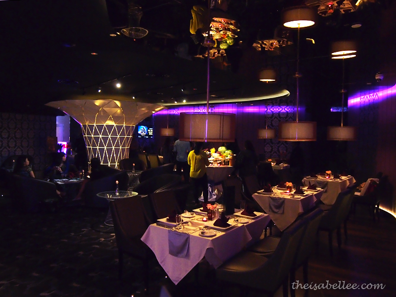 TGV Indulge restaurant