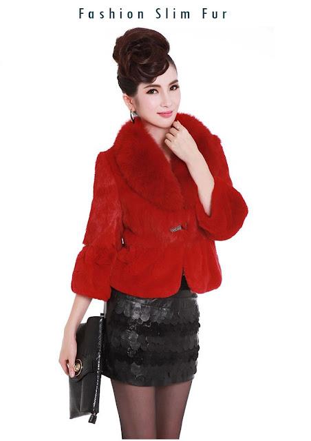 Mãn Nhãn Với Những áo Khoác Lông Hàn Quốc đẹp Nhất 2015 Thời Trang
