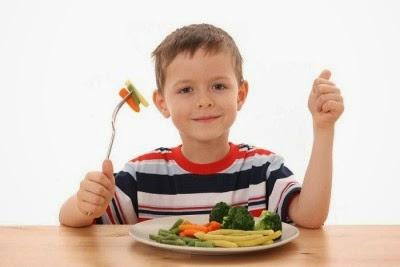 بالصور أفكار و طرق جميلة و مغرية لتقديم الطعام الصحي للاطفال