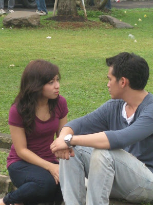 Rezky Adityta dan nikita willy