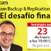 Tercer Webinar de Veeam Backup and Replication