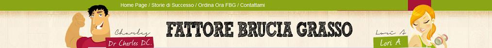 Fattore Brucia Grasso Dr Charles