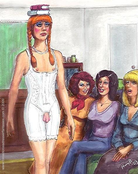 BDSM-Zeichnungen 29.07.2013 417 Bilder   Porno-Foto-Storys