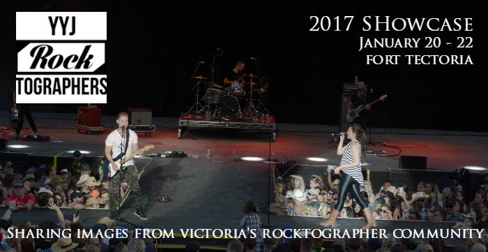 2017 YYJ Rocktographers Showcase