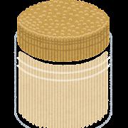 爪楊枝の束のイラスト