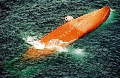 10 Peristiwa Karamnya Kapal Laut Dengan Korban Terbanyak [ www.BlogApaAja.com ]
