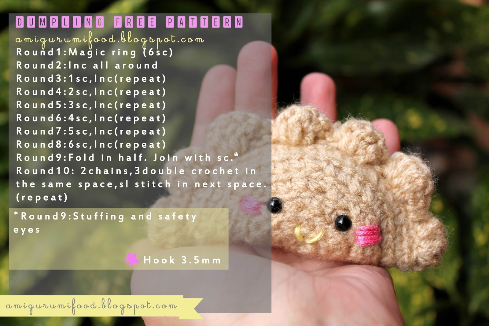 Amigurumi Patterns Free Food : Meer dan 1000 afbeeldingen over Crochet stuffies op ...