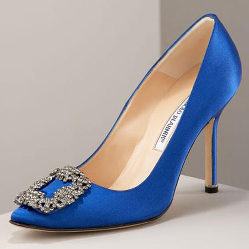Carrie Bradshaw S Wedding Shoes