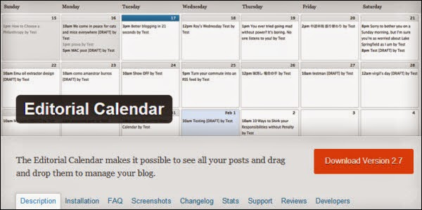 Editorial Calendar Design : Top tips for creating an editorial calendar delight