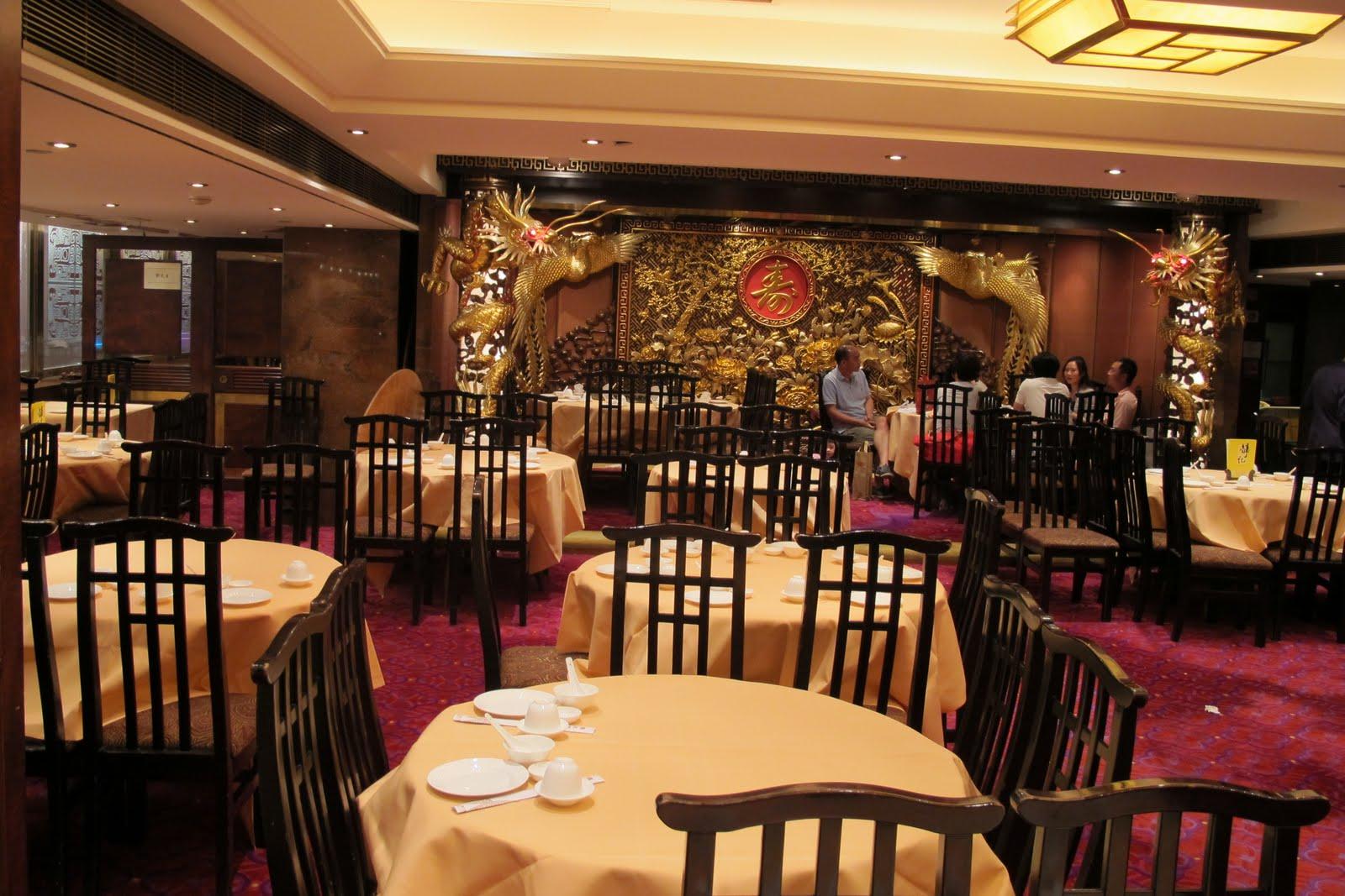 1001 Dinners 1001 Nights: Yung Kee (Hong Kong) 05/2011